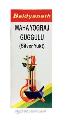 Baidyanath Maha Yograj Silver Yukt