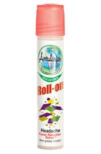 Бальзам-карандаш от головной боли Amrutanjan Roll-On