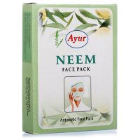 Ayur Neem Antiseptic Face Pack