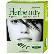 Ayusri Herbeauty Neem Face Pack Anti Acne