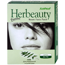Ayusri Herbeauty Neem Face Pack