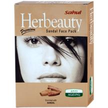 Ayusri Herbeauty Sandal Face Pack