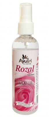 Ayusri Rozal Premium Gulab Jal