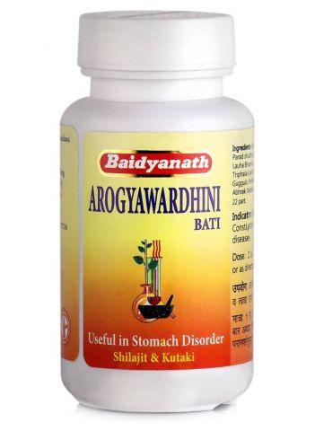Арогьявардхини Вати Baidyanath Arogyavardhini Vati