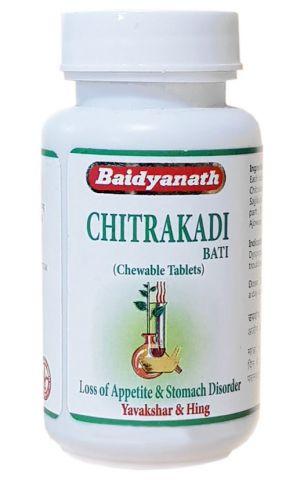 Читракади бати Baidyanath Chitrakadi Bati