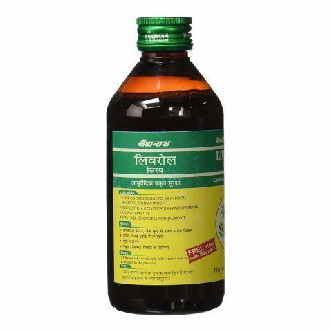 Ливерол Сироп Baidyanath Liverol Syrup
