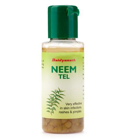 Ним масло Baidyanath Neem Tel