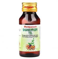 Шанкпушпи (Шанка Пушпи) масло массажное для детей 50 мл