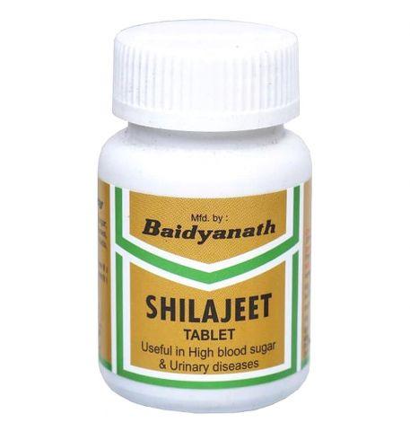 Шиладжит Baidyanath Shilajeet