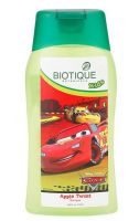 Biotique Kids Boy Apple Twist Shampoo