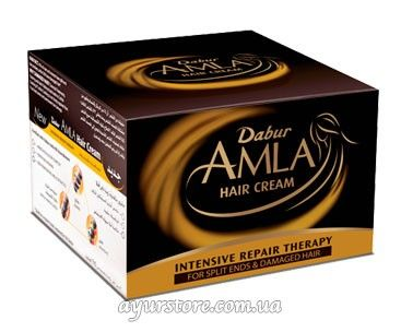 Dabur Amla Hair Cream Hair Intensive Therapy