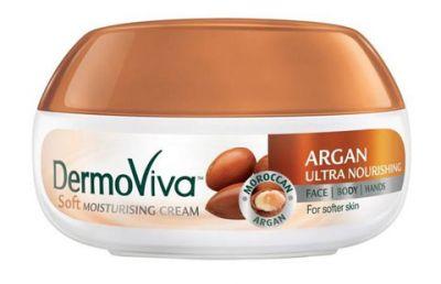Dabur DermoViva Argan Ultra Nourishing Soft Moisturizing Cream