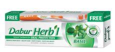 Зубная паста Базилик 150 г + щетка