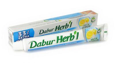 Dabur Herb'l Salt and Lemon Toothpaste