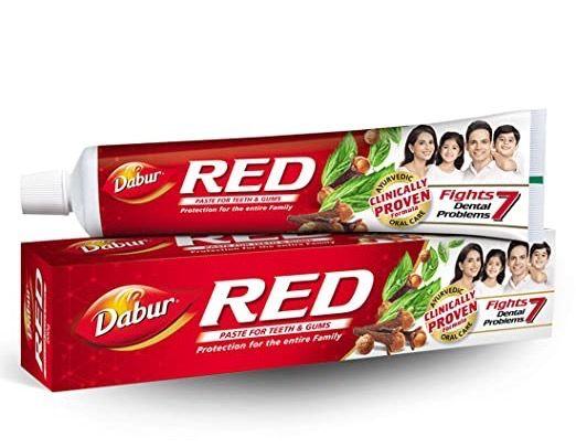 Зубная паста Ред Dabur India Red Paste for Teeth and Gums