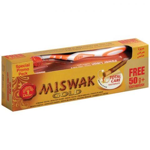 Зубная паста Мисвак Голд Dabur Miswak Gold Toothpaste