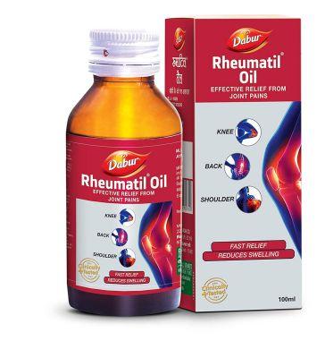 Dabur Rheumatil Oil
