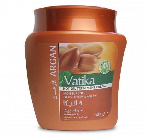 Маска для ломких сухих волос с арганой Dabur Vatika Argan Hair Mask