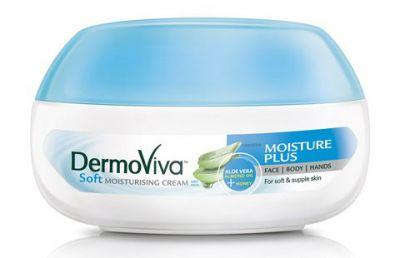 Dabur Vatika DermoViva Moisture Plus Skin Cream