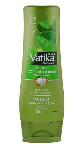 Кондиционер с хной для сухих и поврежденных волос Dabur Vatika Henna Conditioner