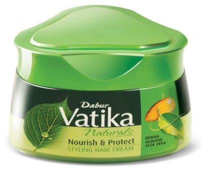 Dabur Vatika Naturals Nourish and Protect Styling Hair Cream