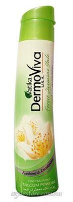 Dabur DermoViva Forest Jasmine Talc