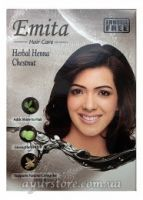Emita Herbal Henna Hair Colour Chestnut