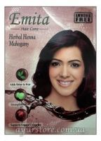 Emita Herbal Henna Hair Colour Mahogany