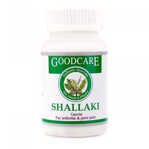 Шаллаки 60 капс Goodcare Shallaki 60 cap