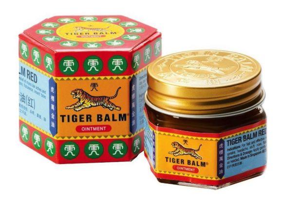 Тигровый бальзам красный Haw Par Tiger Balm Red