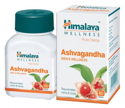 Himalaya Ashvagandha Men's Wellness