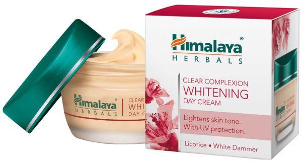 Отбеливающий дневной крем с матирующим эффектом Himalaya Clear Complexion Whitening Day Cream