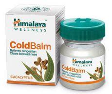 Бальзам от простуды