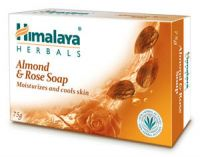 Himalaya Herbals Almond & Rose Soap