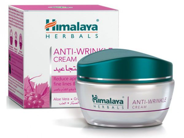 Крем от морщин Himalaya Herbals Anti-Wrinkle Cream
