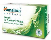 Himalaya Neem & Turmeric Soap