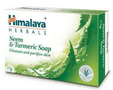 Мыло антибактериальное с Нимом и Куркумой