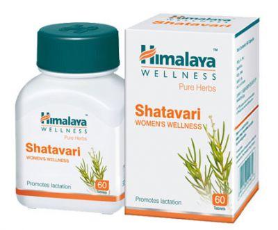 Himalaya Shatavari