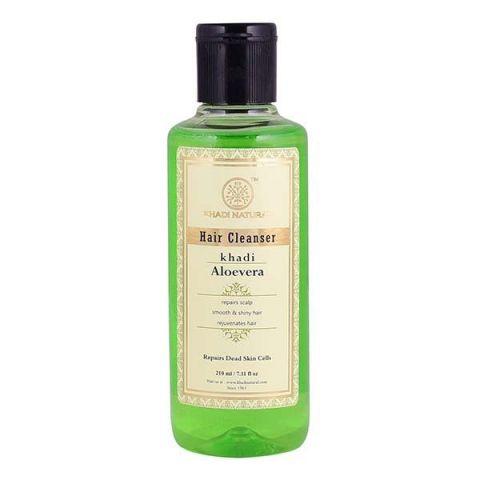 Шампунь Алоэ Вера Khadi Aloevera Hair Cleanser