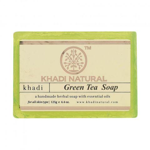 Мыло Зеленый чай Khadi Green Tea Soap