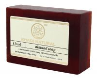Khadi Herbal Almond Soap