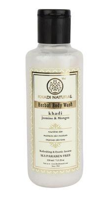 Khadi Herbal Body Wash Jasmine and Mogra