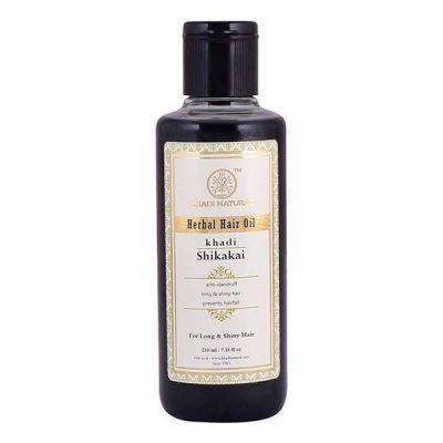 Khadi Herbal Hair Oil Shikakai