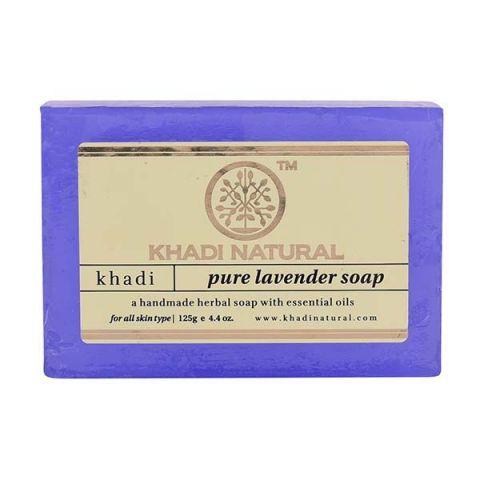 Мыло Лаванда Khadi Lavender Soap
