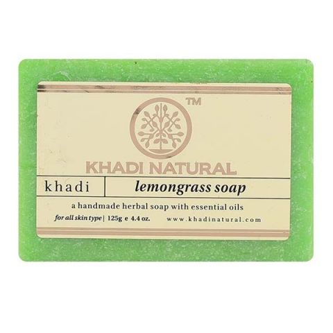 Мыло Лемонграсс Khadi Lemongrass Soap