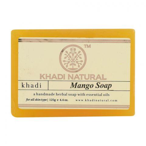 Мыло Манго Khadi Mango Soap
