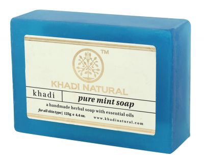 Khadi Mint Soap