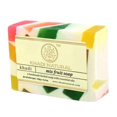 Мыло Фруктовый микс Khadi Natural Mix Fruit Soap
