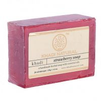 Khadi Natural Strawberry Soap