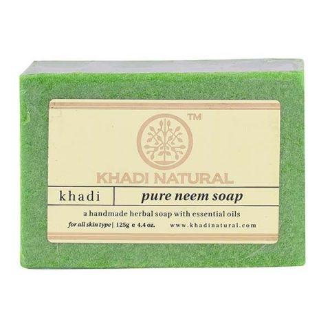 Мыло Ним Khadi Neem Soap